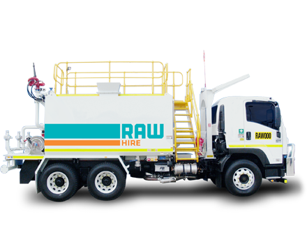 Watercart Truck Hire