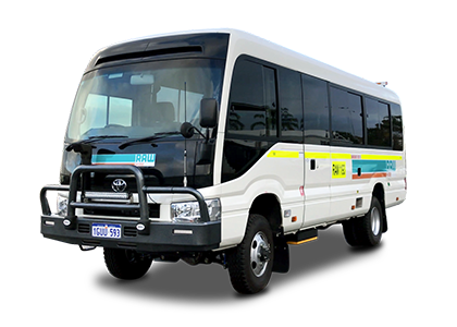 raw-hire-22-seat-4xd-commuter-bus for long term hire