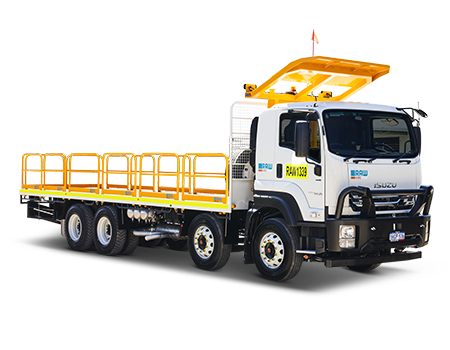 16T Flatbed Truck